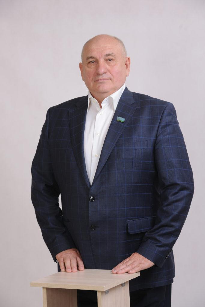 Патрушев Виталий Геннадьевич